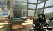MW3 Getaway Map Screenshot