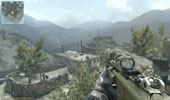 MW3 Lookout Map PS3