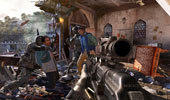 MW3 Negotiator Map Xbox 360